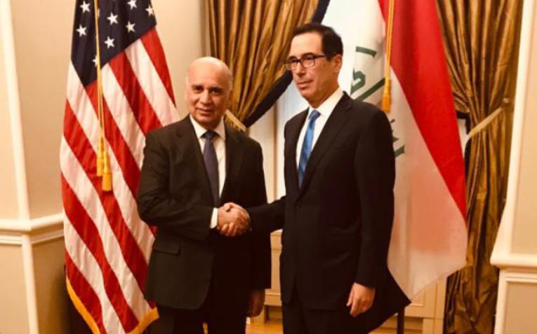 Deputy Prime Minister and Minister of Finance meets US Treasury Secretary Mof55