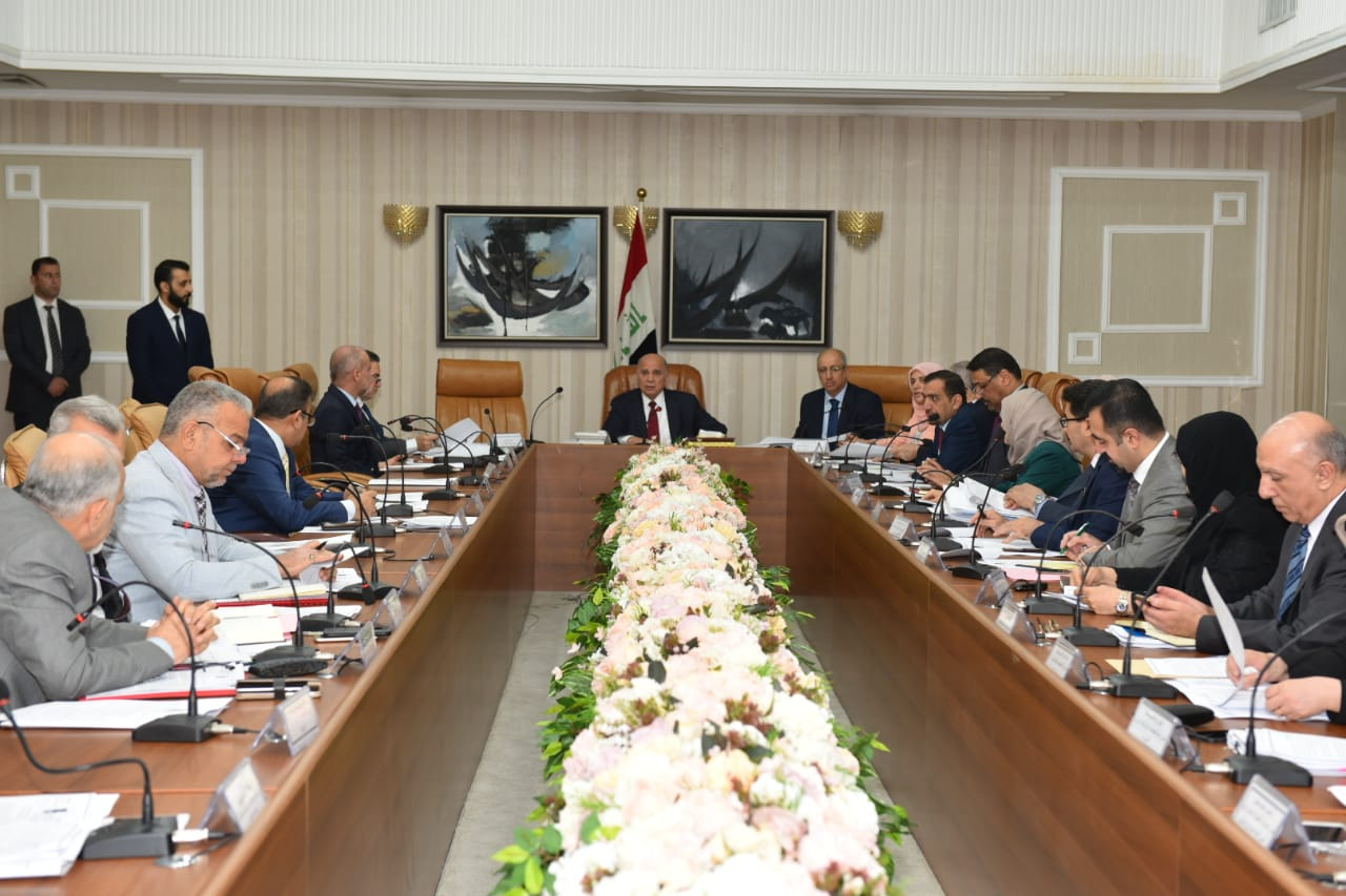Deputy Prime Minister for Economic Affairs and Minister of Finance presides over the seventh meeting to prepare the strategy of the state budget for the year 2020_2022 F9e6be40-3e4d-43aa-991f-f5133cf91481
