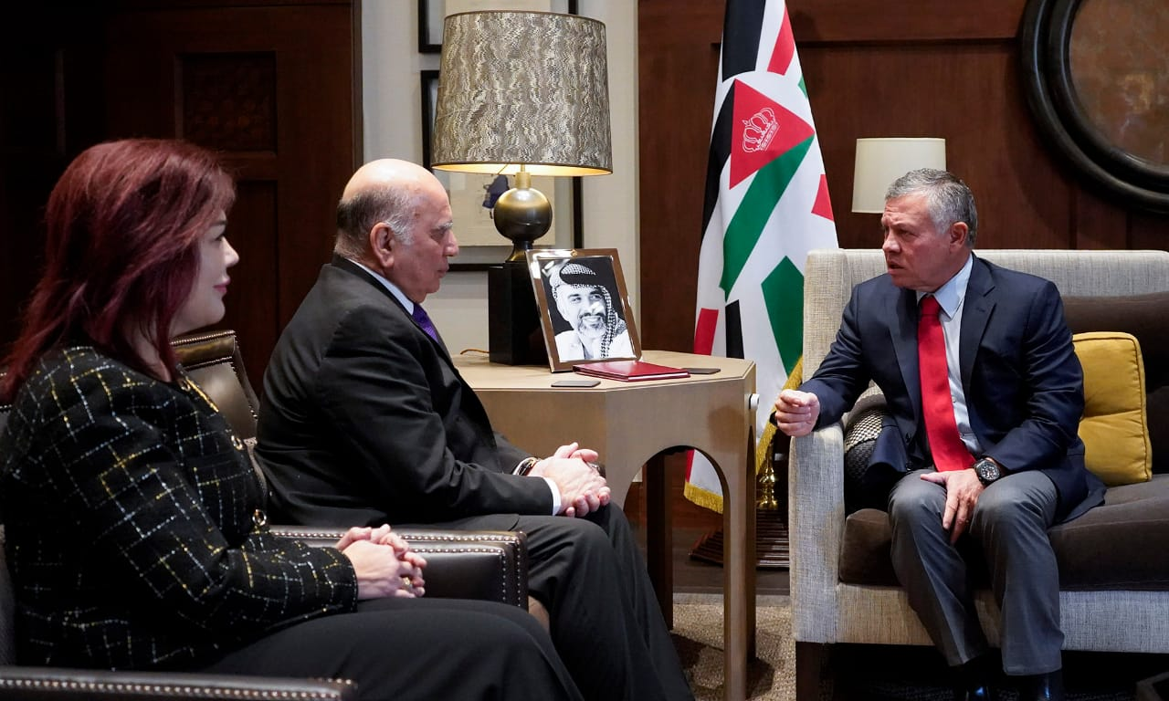 The Minister of Finance assured the Jordanian Deputy Prime Minister of the importance of investment and joint cooperation 160aa325-4af2-47b6-b1f8-e02de38dead9