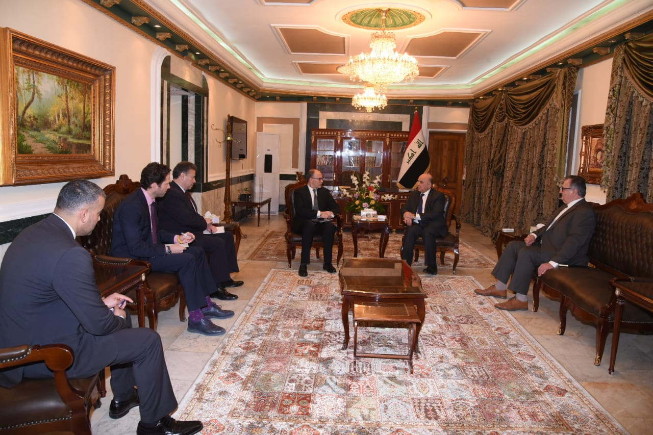 Minister of Finance and US Ambassador discuss economic cooperation between the two countries 32848ae0-4b1a-49d9-8a10-606dd844778d