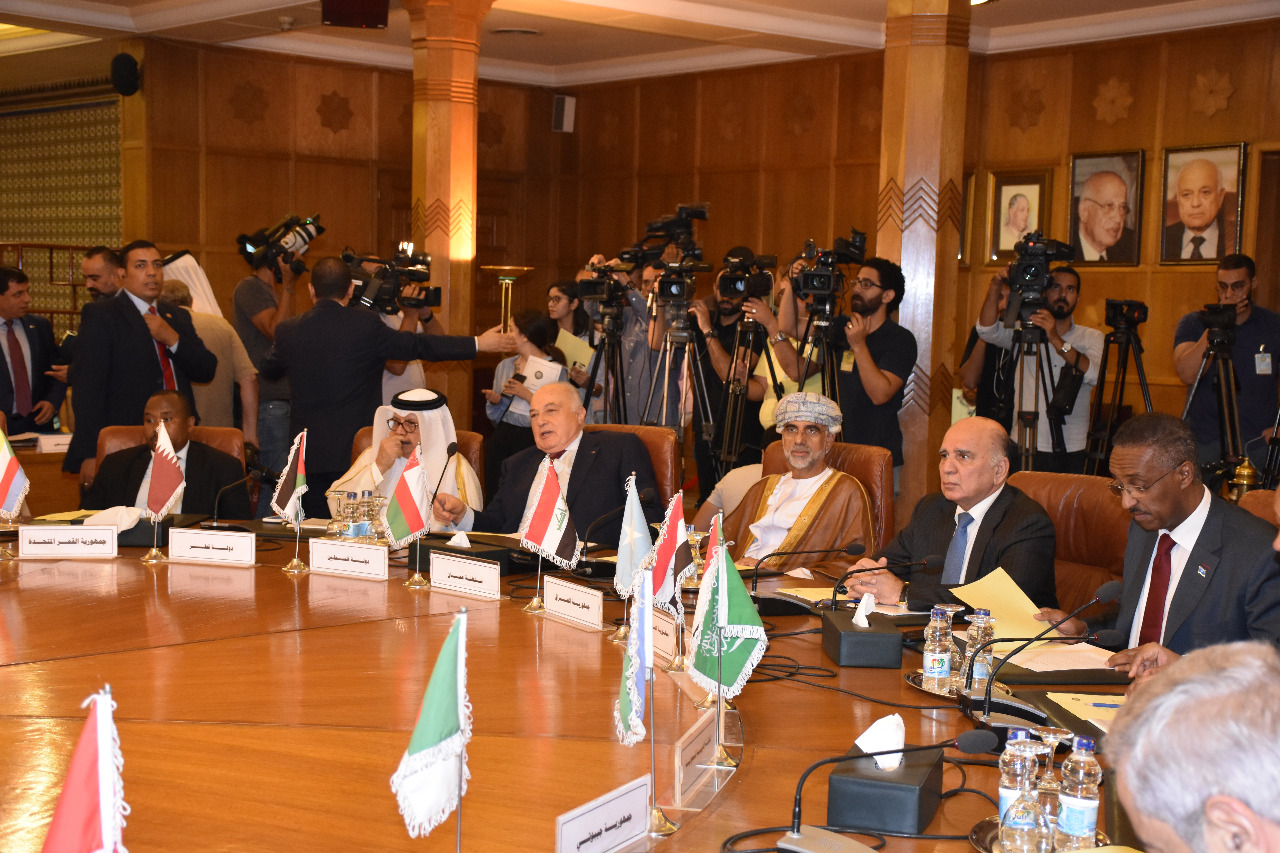 Minister of Finance arrives in Cairo to participate in Arab finance ministers meeting 54b99ccd-5cce-43ef-9c81-801d97d4d14e