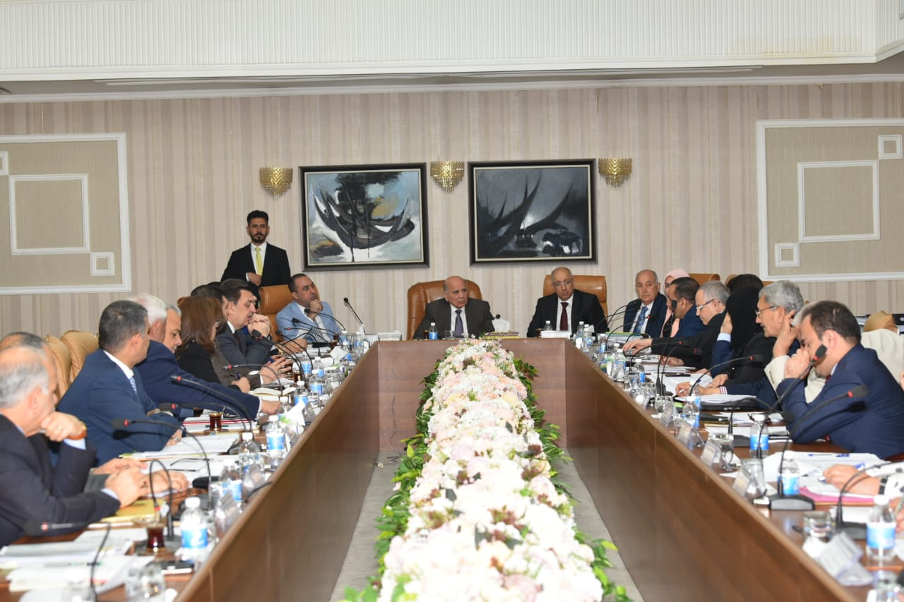 Deputy Prime Minister for Economic Affairs and Minister of Finance chairs the twelfth meeting to prepare the strategy of the state budget for the year 2020-2022 73adc4b8-912a-4870-8e6e-11284f1ba4a7