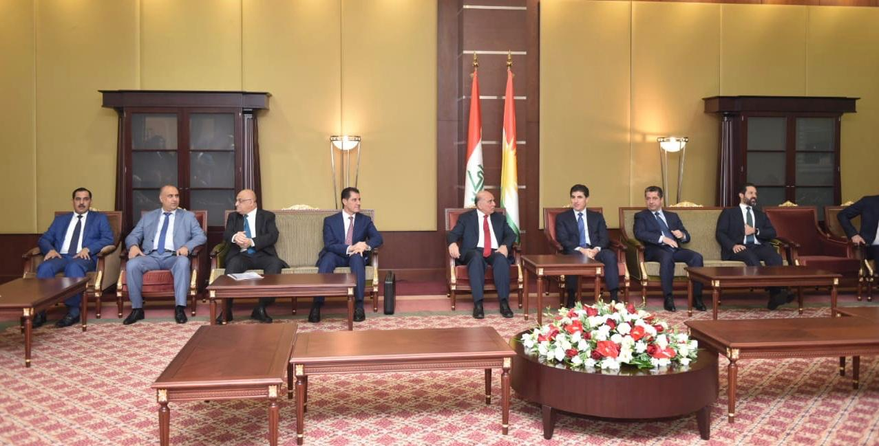 with participation of 15 countries .. Launch of the International Exhibition for Industries and Energy in Erbil IMG-20190429-WA0008