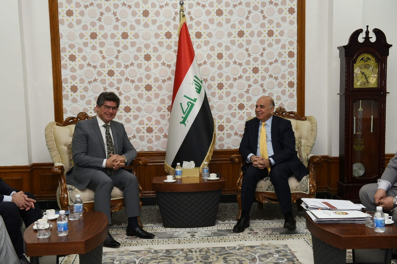 Press release issued by the Information Office of the Deputy Prime Minister for Economic Affairs and Minister of Finance Baghdad, 13 June 2019 WhatsApp%20Image%202019-06-13%20at%2012.17.06%20PM