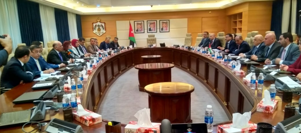 The Minister of Finance assured the Jordanian Deputy Prime Minister of the importance of investment and joint cooperation C0d145dd-af49-4523-839c-304b7b17676c
