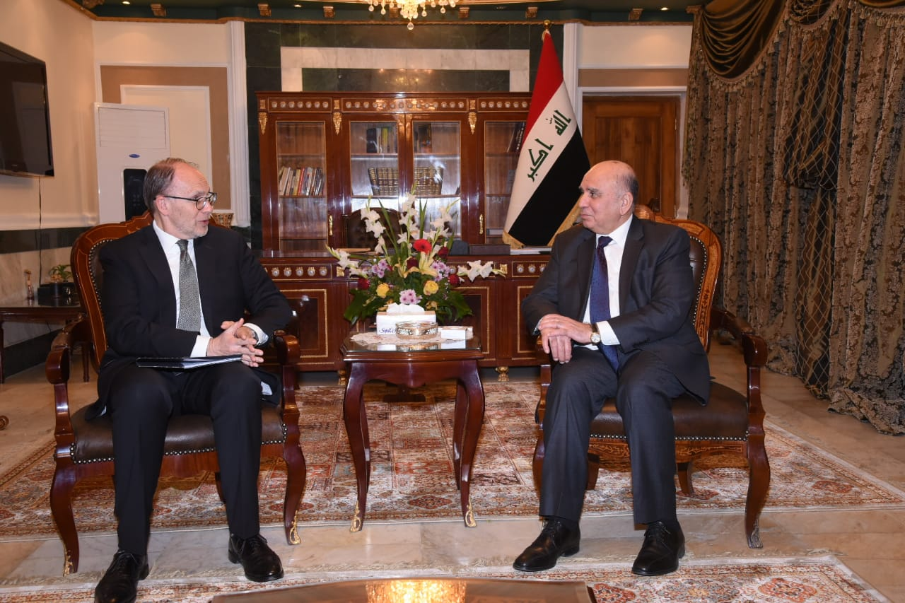 Minister of Finance and US Ambassador discuss economic cooperation between the two countries E24f820f-95a4-497f-846b-66abf1c9d9bf
