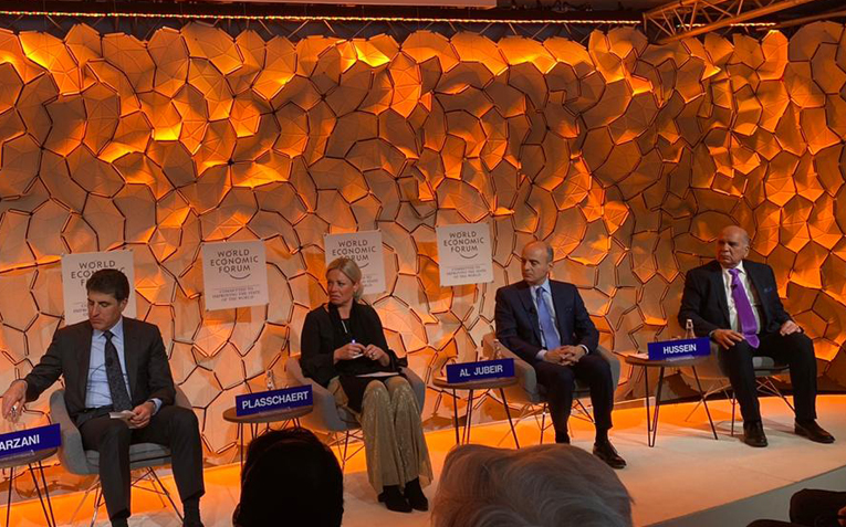 World Economic Forum Annual Meeting January 21 - 24, 2020 Mof77